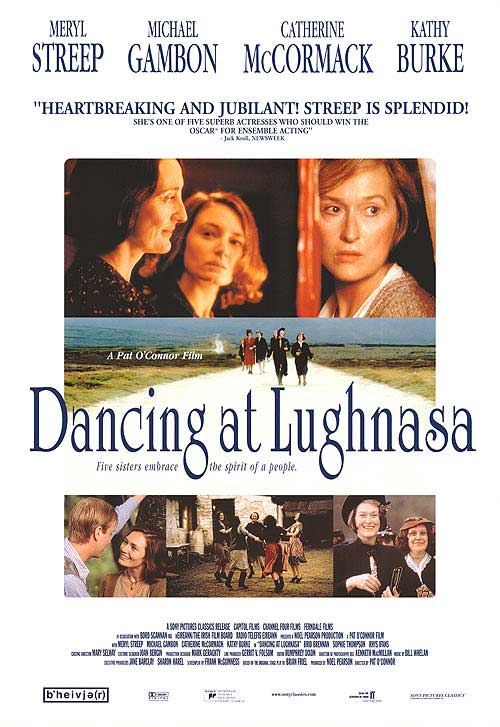 theme of love in dancing at lughnasa Dancing at lughnasa by brian friel dancing at lughnasa is a pivotal drama, based in ireland it is a play, narrated by michael, the main character, as he looks back on a particular summer of his childhood, which revolves around his family of mother, four aunts, uncle, father and himself as a child.