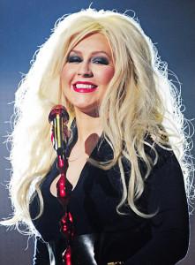 Christina Aguilera: Fail