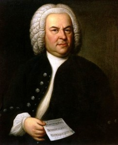 Birthday Boy, Johann Sebastian Bach