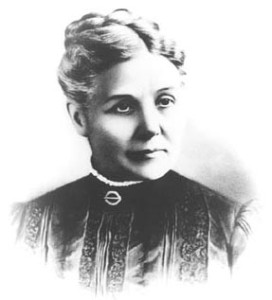 Anna Marie Jarvis, beloved mother of the originator Mother's Day