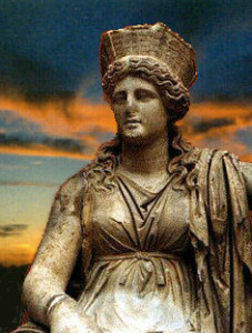 "Cybele, Rome's Magna Mater (""Great Mother"")"