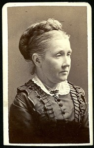 Suffragette and peace activist, Julia Ward Howe