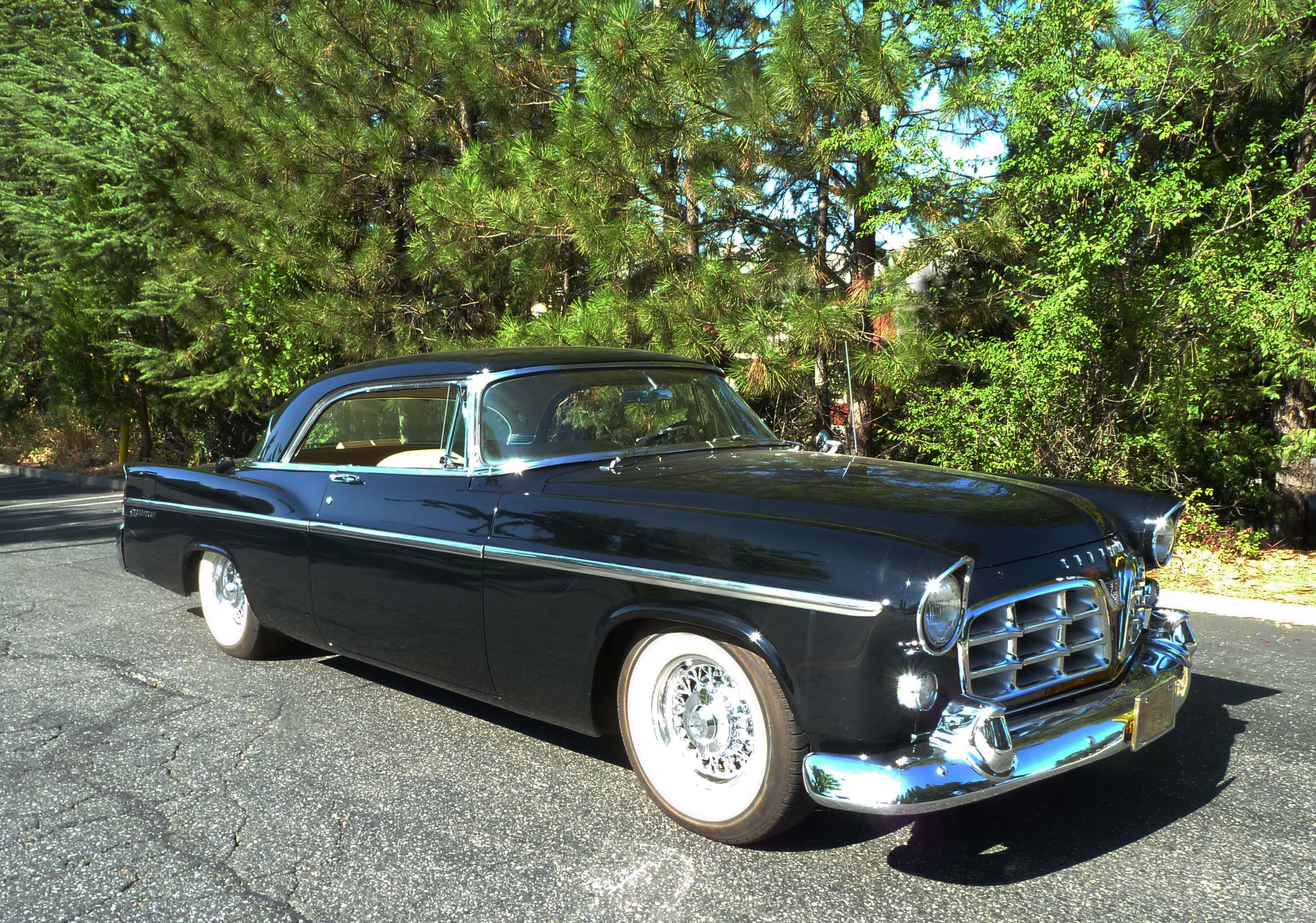 1956 was the second year for the 300 series Chrysler, with the first one  named