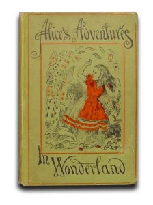 Alice's Adventures in Wonderland A early edition