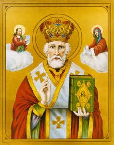St. Nicholas of Myrna