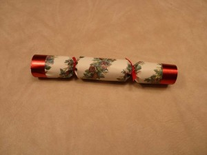 Just what is a Christmas Cracker?
