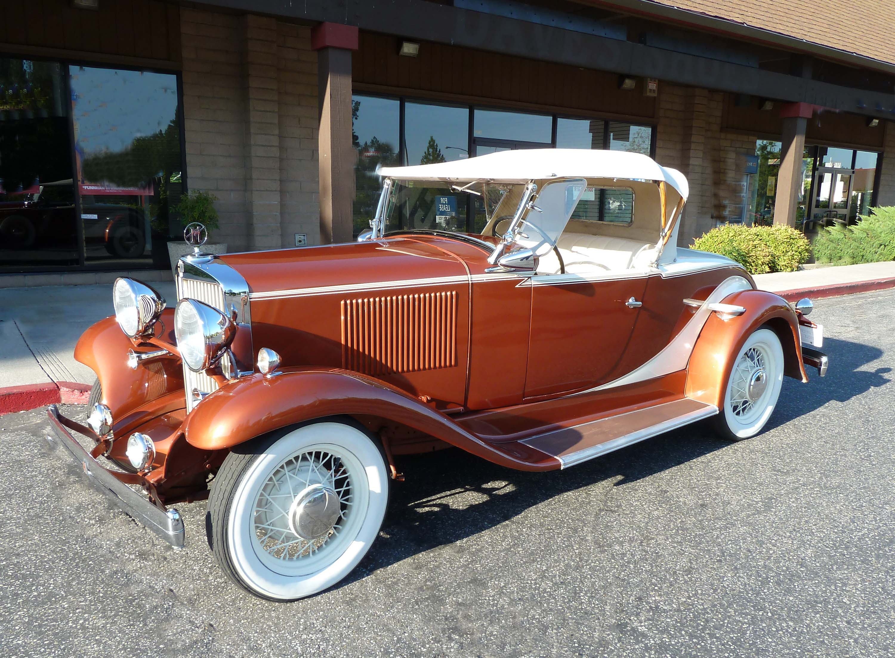 1933 Hupmobile K-321 Convertible Coupe | HowStuffWorks