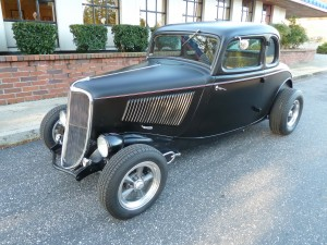 Building a '33 Ford Hot Rod Coupe
